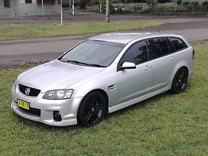 2010 Holden Commodore SV6  Wagon series 2 Blacktown Blacktown Area Preview