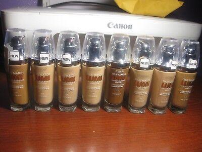 L'OREAL TRUE MATCH LUMI HEALTHY LUMINOUS MAKEUP FOUNDATION! CHOOSE YOUR (L Oreal True Match Lumi Healthy Luminous Makeup)