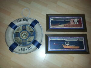 Nautical room decorations
