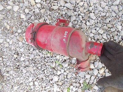 International 504 Utility Ih Tractor Oil Bath Precleaner Assembly Ihc