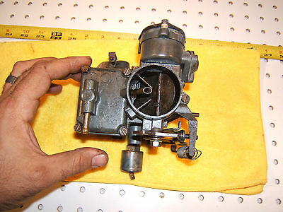 Volkswagen Of Clarksville >> Solex Carburetor for sale | Only 2 left at -70%