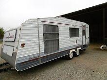 PRICE REDUCEDIsland Star Caravan - 1996 Challenger 2000 Series II Balaklava Wakefield Area Preview