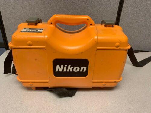 "Nikon Model Nivo 5.M, 5"" Total Station"
