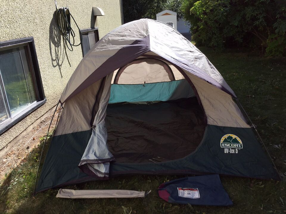 Listing item & Escort UV-Tex 5 tent | Other | Calgary | Kijiji