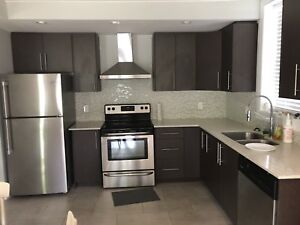 Great location fully renovated first floor apartment