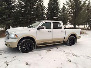 2013 Dodge Ram 1500 Laramie Longhorn Pickup Truck