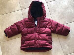 Boys Winter Coat (size 18-24m)