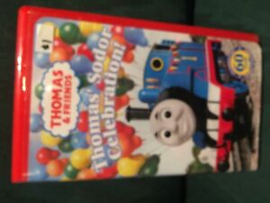 Thomas and Friends VHS Video - Sodor Celebration