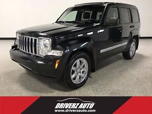 2010 Jeep Liberty Limited Edition CLEAN CARPROOF, LEATHER, 4X4