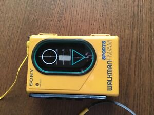 Walkman Sony vintage