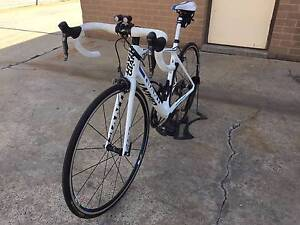 CONDITION AS NEW!    Giant TCR Advanced with Ultegra Di2 - Medium Fyshwick South Canberra Preview