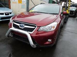 Subaru XV Wagon 01/13 Auto Wrecking at General Jap Spares Cabramatta Fairfield Area Preview