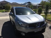 Nissan Dualis  2 Ti-L 2013 series 4 2wd auto Canning Vale Canning Area Preview