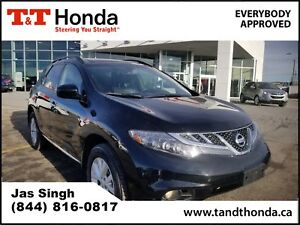 2013 Nissan Murano SL SL* No Accidents, Heated Steering, Blue...