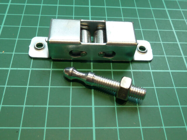 """Oven Door Carch for FlavelLeasure Rangemaster with """"Slam Shut Doors"""""""