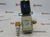 Image Festo MS4N-LR-1/4-D5-AS Pressure Regulator w/ Gauge
