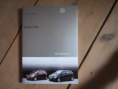 Mercedes-Benz BERLIN 2008 -Exclusive Edition für Sammler-