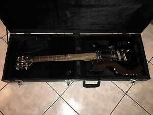 Lyon by Washburn Guitar with Strap and Case.