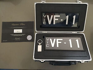 Holden - VF11 number plate (VF2) Mont Albert North Whitehorse Area Preview