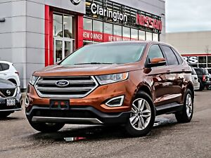 2017 Ford Edge SEL Heated Leather No Accidents SOLD