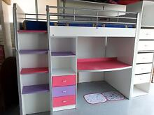 Loft bunk bed with mattress Carindale Brisbane South East Preview