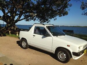 1987 Suzuki Mighty Boy Automatic Ute Boondall Brisbane North East Preview