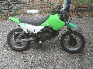 Kawasaki kdx 50 Samsonvale Pine Rivers Area Preview
