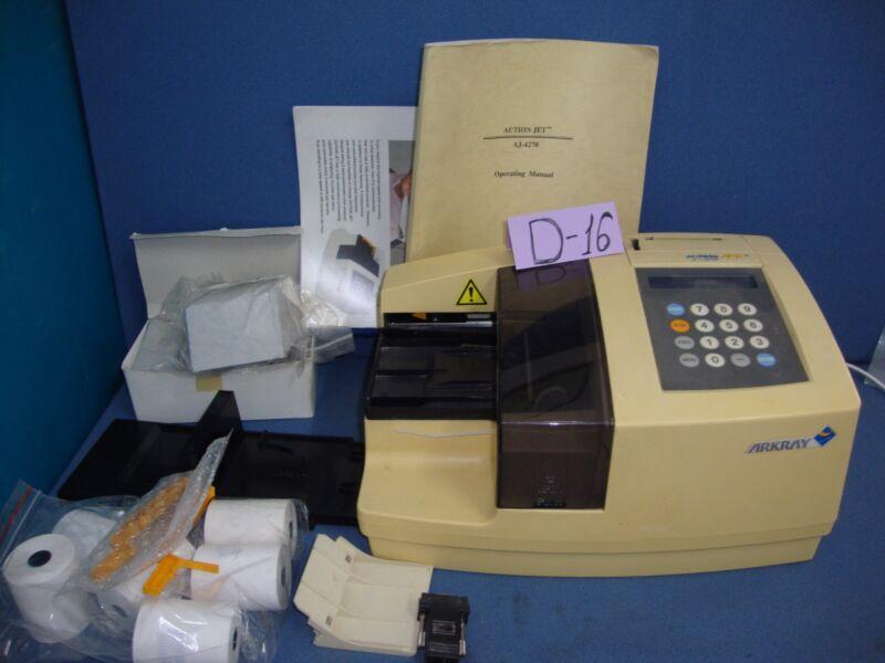 Urine Analyzer  Automated - Arkray    AutionJet AJ-4270