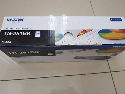 Brother- Black Toner Cartridge TN-251BLK