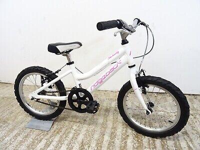 """Ridgeback Melody 16"""" Hybrid Girls Kids Stage 3 Hybrid Bike Alloy Age 5-7 yrs VGC"""