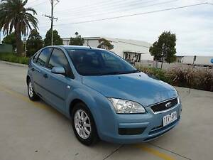 2007 Ford Focus Hatch, ONLY 78,000 KM, LIKE NEW, 1 Year Rego rwc! Maidstone Maribyrnong Area Preview