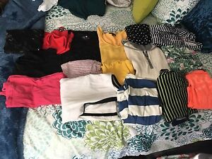 Women's clothes size Med