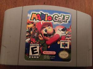 Mario Golf for n64