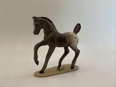 Hagen Renaker Appaloosa Foal Colt Sizzle #3268 Retired