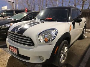 2012 MINI Cooper Countryman ACCIDENT FREE|AS-IS