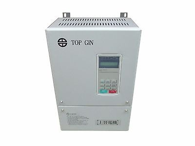 Top Gin Variable Frequency Drive Vfd Motor Inverter 11kw 15hp 220v 3 Phase