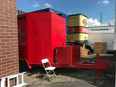 Custom 250kw Generator With Tri Axle Trailer - All Offers Accepted