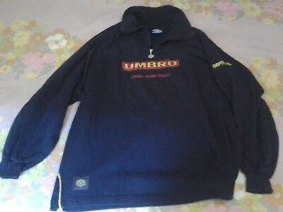 Sweatshirt UsatoFelpa Navy Umbro Casual Training iXukPZ