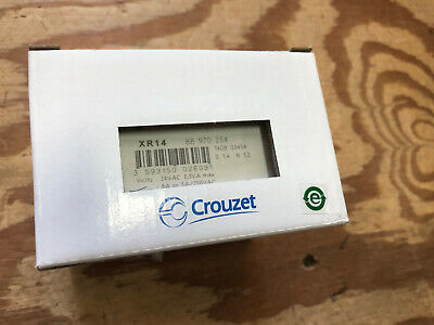 Crouzet 88970234 Digital Extension Xr14 8 In 6 Out 24v New In Box