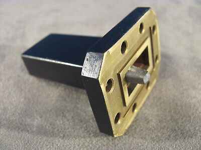 Waveguide Wr75 Low Power Termination Ku-band 10 To 15 Ghz Length 2 249
