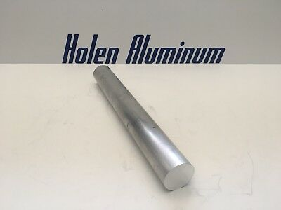 1-34 X 12 Aluminum Round Rod Solid 6061-t6 1.750 Bar Stock
