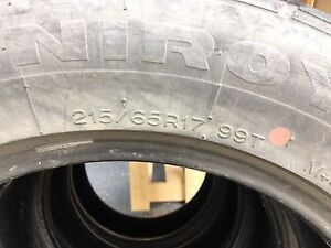 *** 4 GOOD YEAR TIRES GOOD CONDITION ***