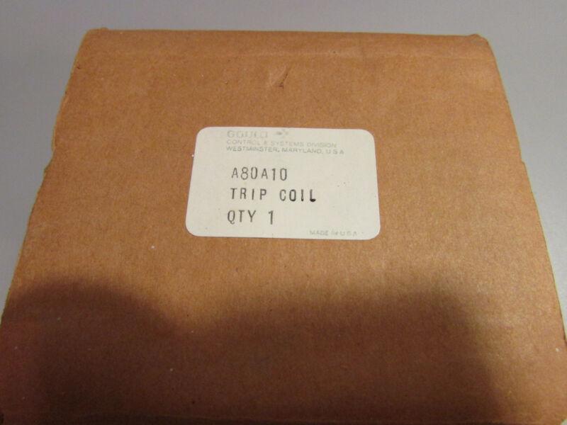 Gould Telemecanique A80A10 Trip Coil