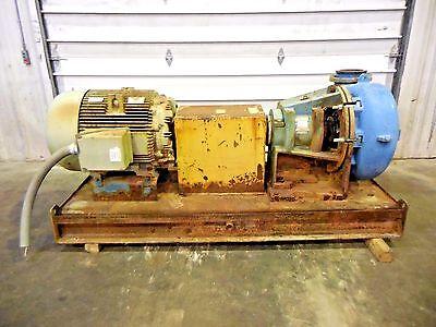 Rx-3630 Metso Hm200 Fhc-d 8 X 6 Slurry Pump W 100hp Motor And Frame
