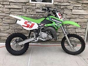 2013 Kawasaki KX 65