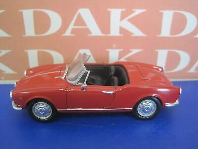 Die cast 1/43 Modellino Auto Alfa Romeo Giulietta Spider 1958 by Solido