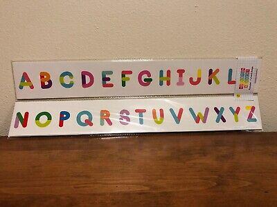 Rainbow Bulletin Board (Rainbow Alphabet Bulletin Board)
