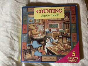 Shirley barber counting jigsaw book