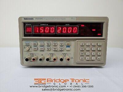 Tektronix Ps2520g Programmable Power Supply