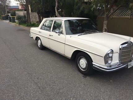 1971 Mercedes-Benz 280 Sedan Mount Barker Mount Barker Area Preview